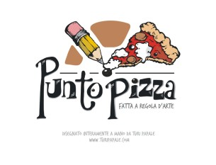 Logo for Pizza shop