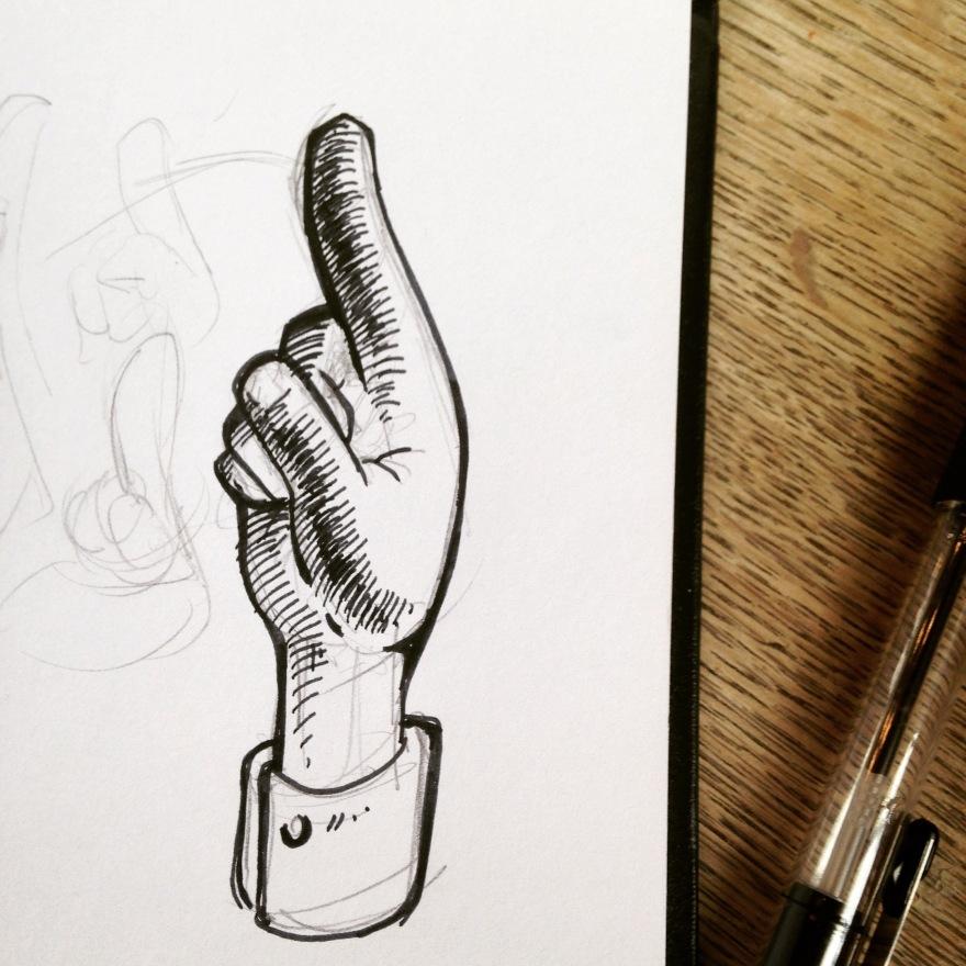 Finger - Turi Papale (c) 2017